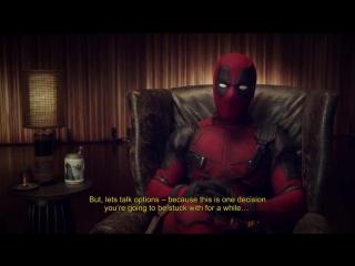 Deadpool 2 brazil comic-con teaser trailer #3 (2018) ryan reynolds marvel superhero movie hd