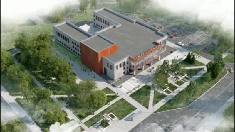 В Пензе началась реконструкция здания гарнизонного Дома офицеров