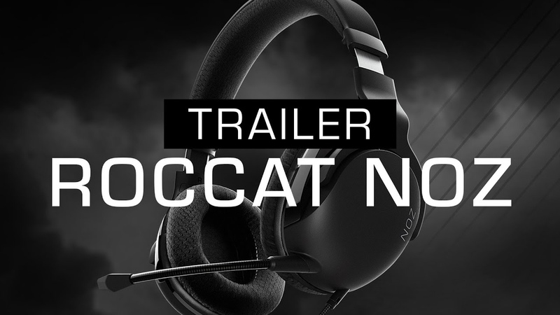 ROCCAT NOZ | Lightweight Stereo Gaming Headset | HD Trailer