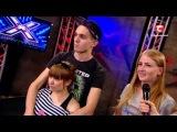X-Factor Ukraine 5. Dmitry Krushenitsky with the song of the
