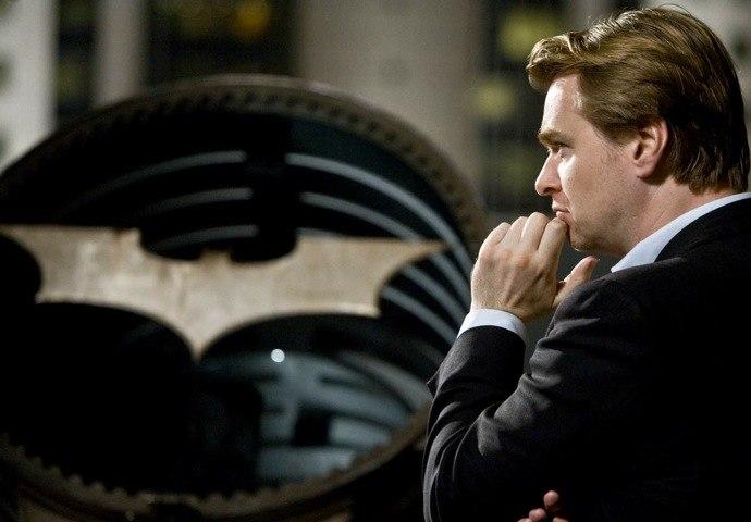 Кристофер Нолан, режиссер трилогии о Бэтмене, а также фильмов