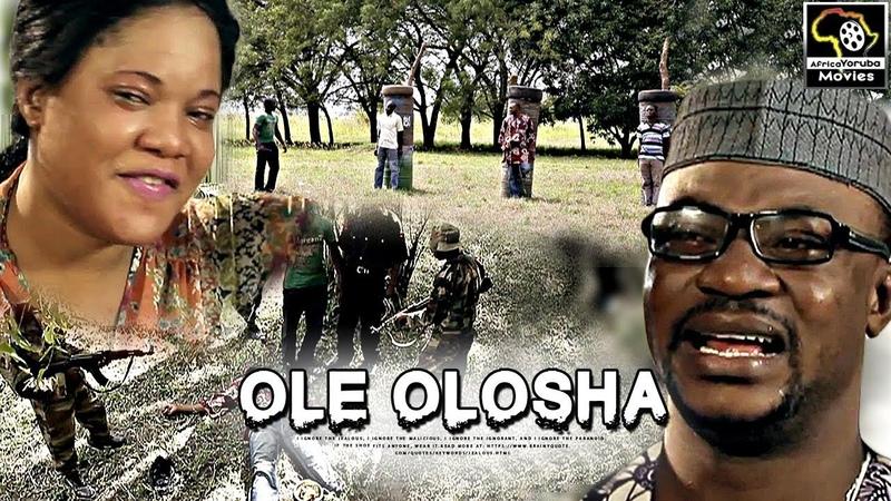 OLE OLOSHA|ODUNLADE ADEKOLA|-2017 Yoruba Movies