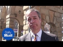 'Not public service broadcasting' Nigel Farage blasts BBC