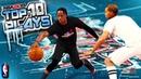 NBA 2K19 Top 10 Plays of The Week 21 - Double Ankle Breakers, Lobs More