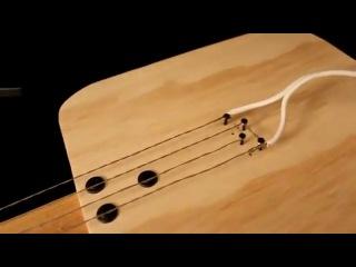 Как НЕ делать самодельную гитару