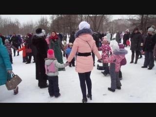 26 февраля 2017 г. - Масленица - ТЦ