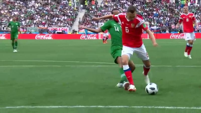 8 голов России ЧМ 2018 FIFA World Cup 2018 Russia 8 Goals