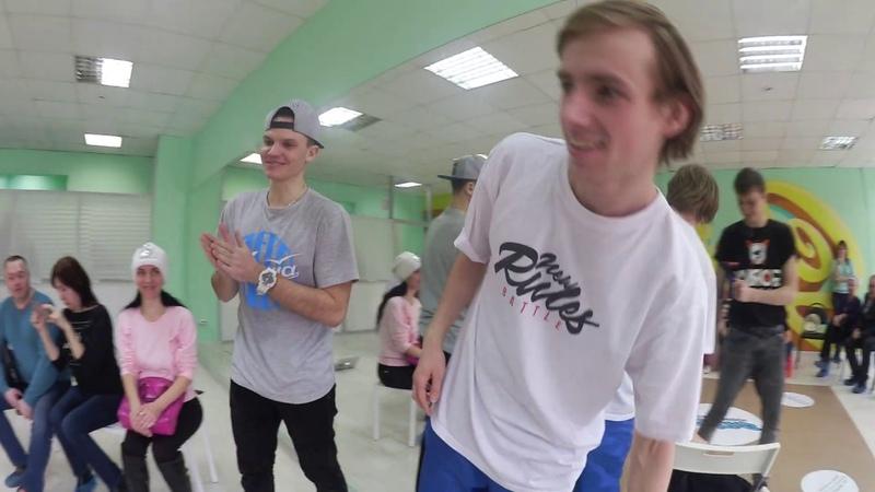 СТИМУЛЯТОР 12 | ХИП ХОП СУДЕЙСКИЙ | Школа танца Нижний Новгород SERIOUS DANCE SCHOOL