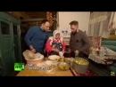 Бабушка учит готовить кыстыбый