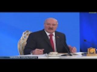 Большой разговор с Лукашенко 2017 - Давайте будем добывать нефть в России мы брать ...