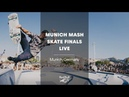 Red Bull Roller Coaster Skate Finals Munich Mash LIVE - Munich, Germany