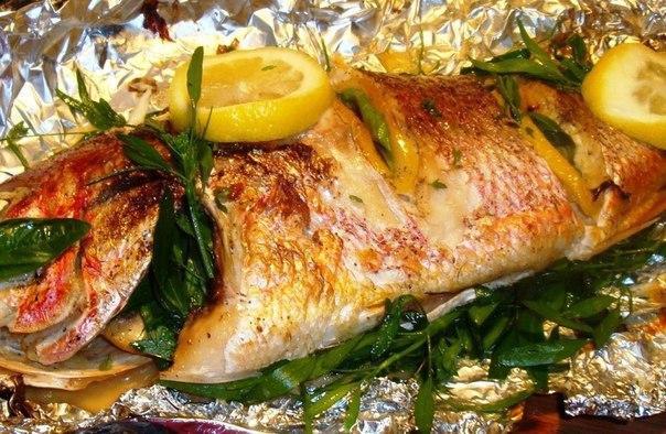 Рыбные вторые блюда. - Страница 4 1gQGVpBeLTo