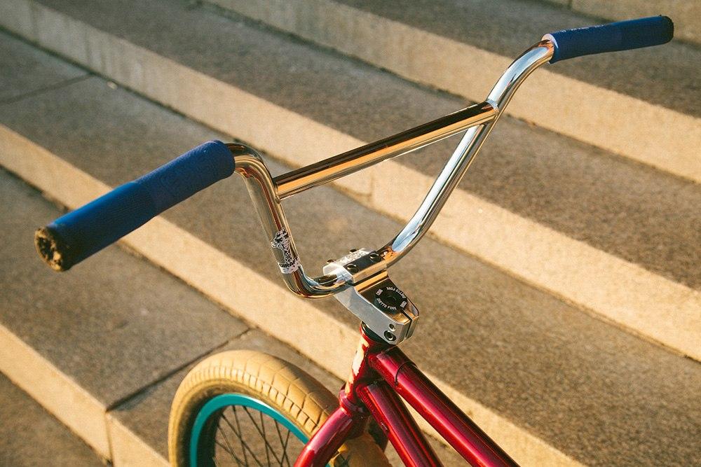 Alex Donnachie bikecheck bar