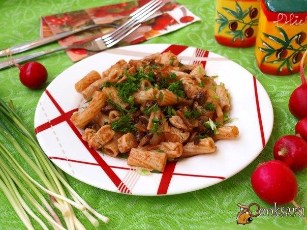 Рецепты блюд из макарон на ужин