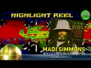 HIGHLIGHT REEL  MADI SIMMONS   CULTURE HORN SOUND SYSTEM