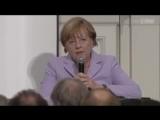 Angela Merkel - Das unglaubliche Video