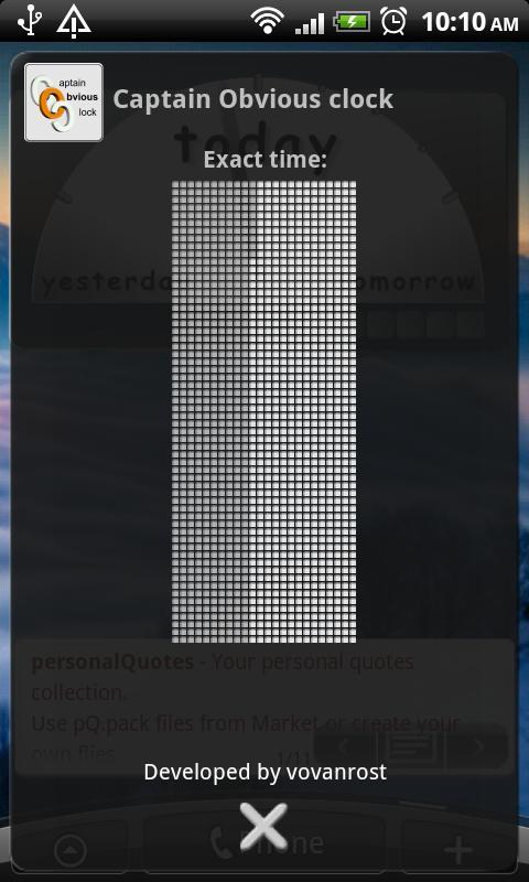 Часы для Андроид
