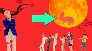 BTS IDOL MV FINALLY FILLS IN THE BLANKS