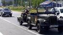Старинные автомобили из Зеленодольска