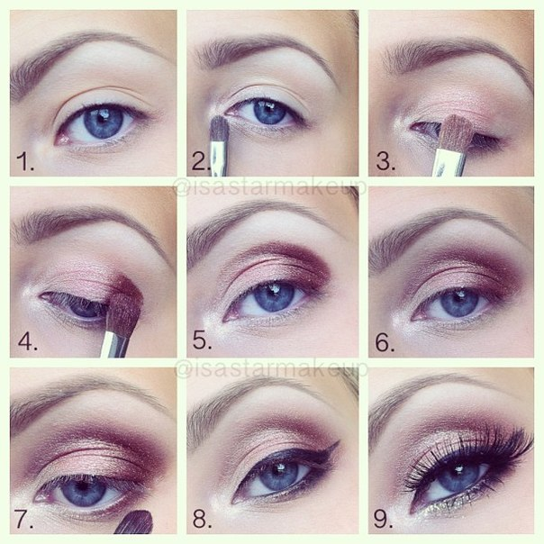 Pics of eye makeup