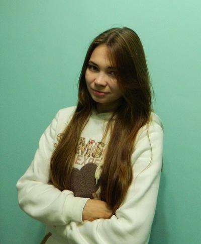 Кристина Теплова, 16 января 1991, Уфа, id198992346