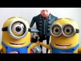 Вся линейка лицензионных игрушек Гадкий Я 2 от производителя Thinkway toys