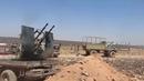 خاص.. عدسة الإعلام الحربي تواكب عمليات الجيش السوري على محاور بادية السويداء الشرقية