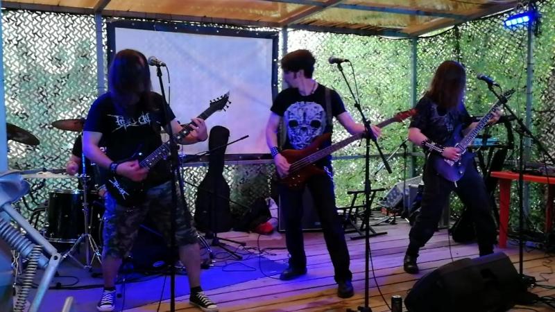 Нити Сна - Посланник зла (metal invasion 18.05.18)
