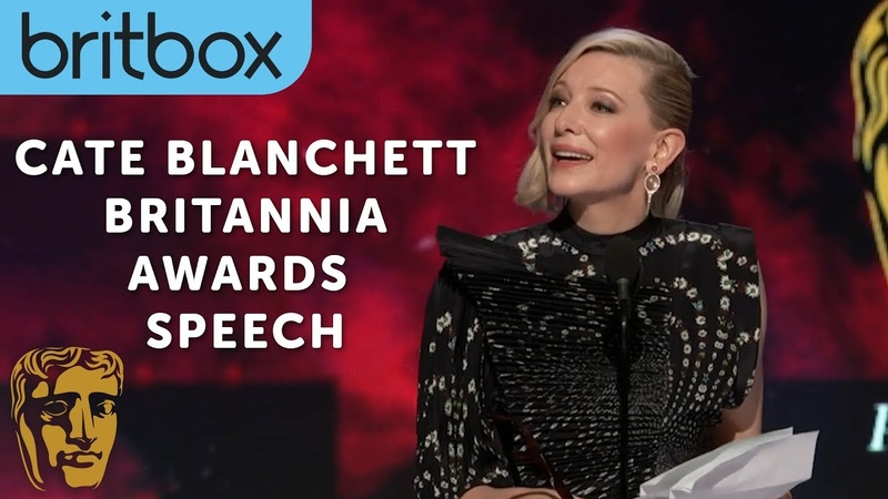 "Cate Blanchett's Honorary Speech to the ""Cunning"" Stanley Kubrick 