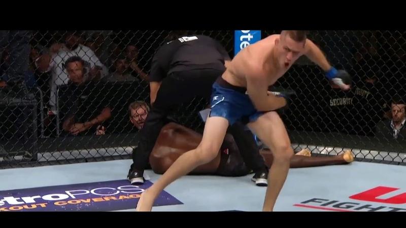 РЭНДИ БРАУН - НИК ПРАЙС ЛУЧШИЙ НОКАУТ UFC FN 133