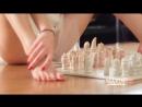 Анна Хилькевич съемки в эротической фотосессии _ Маша Универ откровенное _ Anna