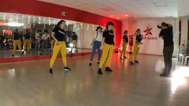 Танцы   Тверь   Реггетон