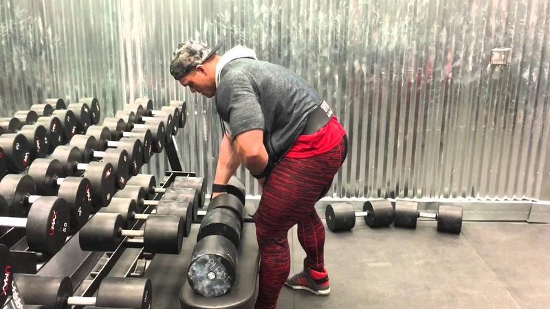 Dallas McCarver - 2016 Off Season - Hamstring Training