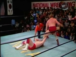 3.Ole Anderson  Roddy Piper vs Don Kernodle  Tony Anthony MACW Nov 25th, 1981