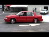 1991 Dodge Spirit RT Turbo Burnout