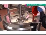 Производство помад на Красногорском заводе Орифлэйм.