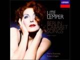 Ute Lemper - Das Gesellschaftslied