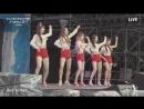 170826 Red Velvet - Dumb Dumb @ a-nation 2017 (M-ON Ver)