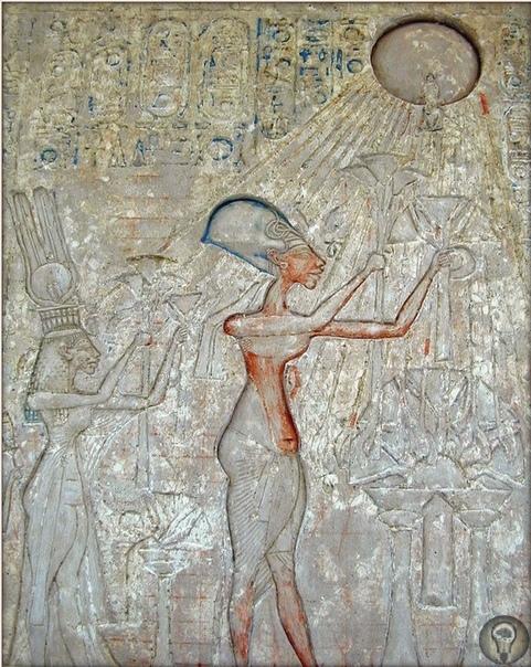 Эхнатон: как меняли духовные скрепы в Древнем Египте Египетский фараон, сын Солнца, муж Нефертити, отец Тутанхамона, ниспровергатель богов и застрельщик коррупции всё это один человек,