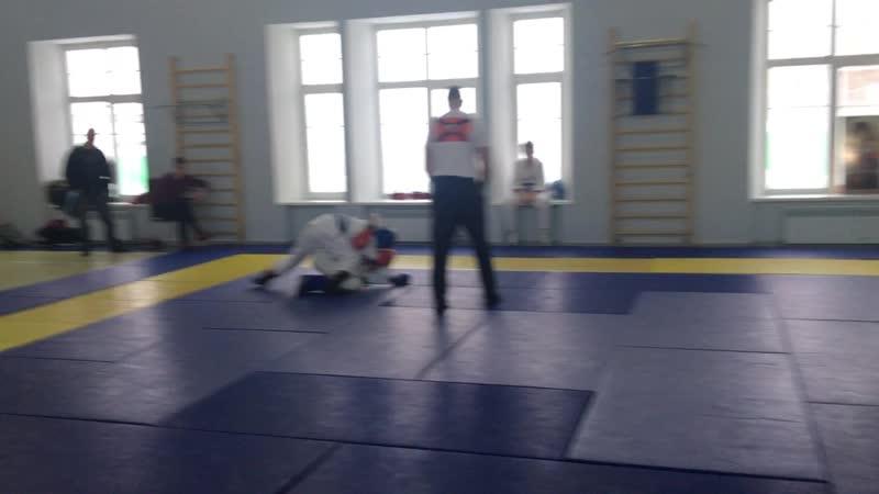 Конев Влад и Валутин Егор (Конев 2й бой, Валутин 3й бой)