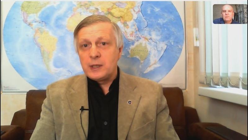 Валерий Пякин и Дмитрий Таран. Вопрос Украины решится как только из Москвы уйдут проамериканцы