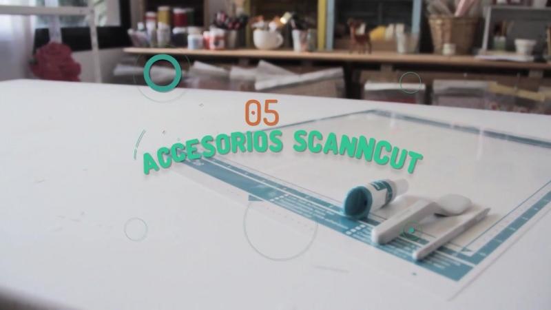 ScanNCut - плоттер для творчества!