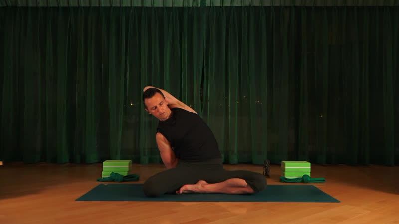 Трейлер занятия хатха Йога