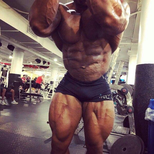 5 главных упражнений для роста массы