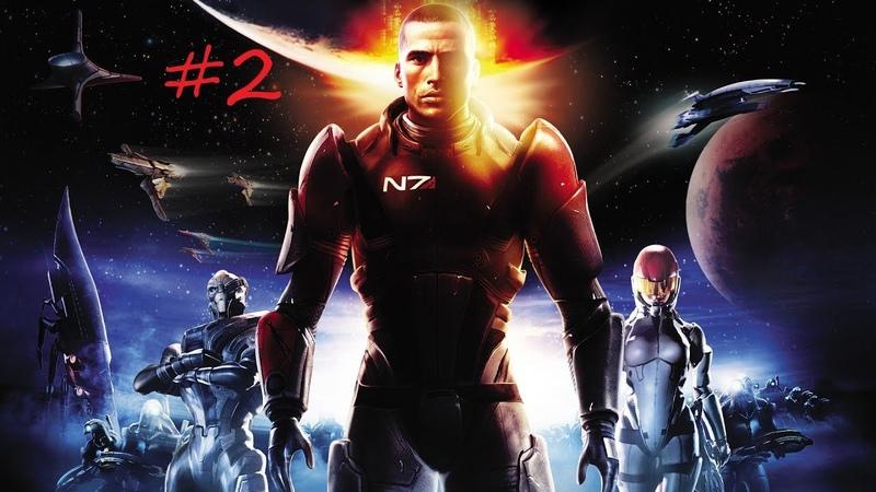 Mass Effect 2 Иден Прайм (Прохождение без комментариев)