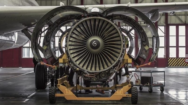 SWISS Technical Division - Aircraft Engines