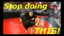 How to PROPERLY Finish the DOUBLE LEG! Drill