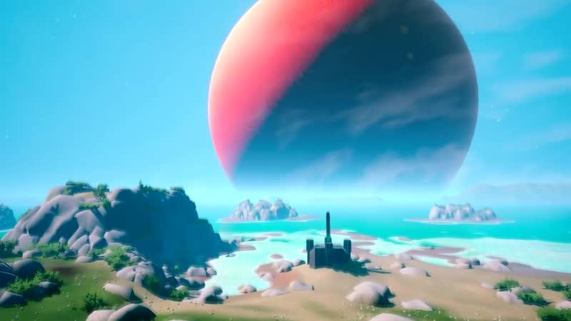 Второй трейлер игры-головоломки Epitasis!
