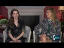 Blake Lively Says Anna Kendrick Is the Female Ryan Reynolds - E! Live from the Red Carpet