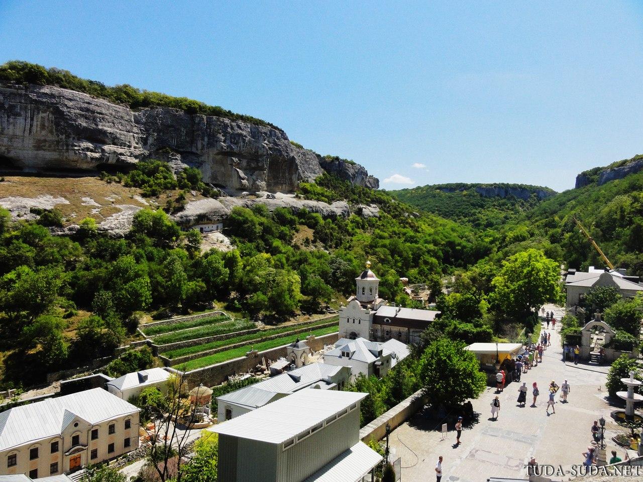 Монастырь Бахчисарай
